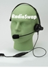 Picture of TYT Lightweight Headset with Boom Mic & Inline PTT (K1) - By Radioswap
