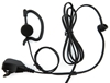 Picture of TYT G-Shape Earpiece with Mic & PTT (K1) - By Radioswap Premium