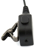 Picture of Mitex SFE G-Shape Earpiece with Mic & PTT (K1) - By Radioswap Premium