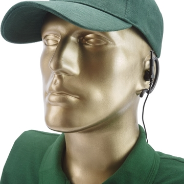 Picture of HYT G-Shape Listen Only Earpiece - By Radioswap