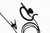 Picture of Puxing G-Shape Listen Only Earpiece - By Radioswap