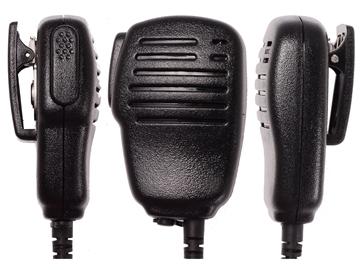 Picture of Maxon Speaker Mic with G-shape Earpiece (S3) - By Radioswap