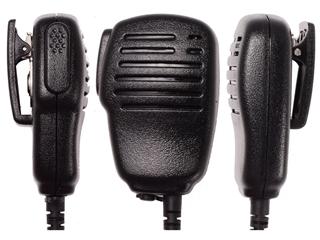 Picture of Mitex SFE Speaker Mic with G-shape Earpiece (K1) - By Radioswap