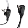 Picture of Hytera Covert Acoustic Tube Earpiece with Mic & PTT (PD7XX) - By Radioswap