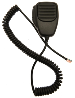 Picture of Icom Fist Mic for Mobile Radio (8-Pin) - By Radioswap