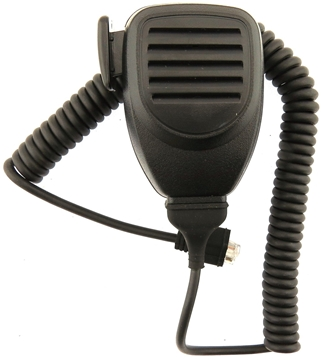 Picture of Kenwood Fist Mic for Mobile Radio (6-PIN) - By Radioswap