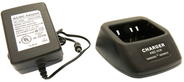 Picture of Kenwood RS-KSC31 Rapid Desktop Charger - By Radioswap