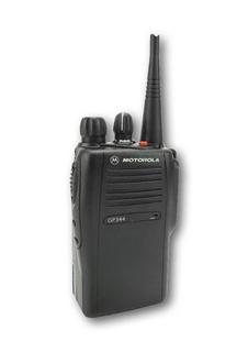 Picture of Motorola GP344 Black Refurbish Kit, New Housing & New Volume & Channel Knobs - By Radioswap