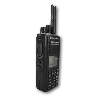 Picture of Motorola DP4800 Black Refurbish Kit, New Housing & New Volume & Channel Knobs - By Radioswap