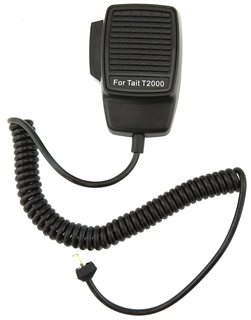 Picture of Tait Fist Mic for Mobile Radio (T2000) - By Radioswap