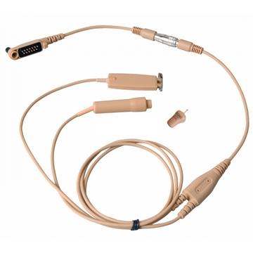 Picture of Hytera EWN08 Digital Wireless Covert Earpiece (Flatpack Sensor) (New)