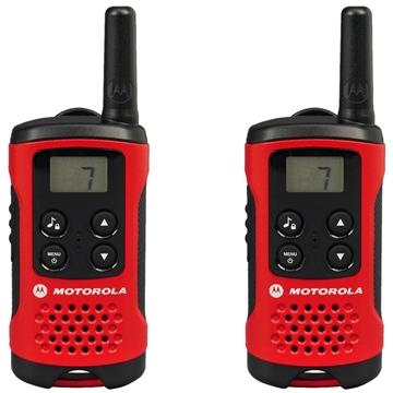Picture of Motorola TLKR T40 PMR446 Licence Free Walkie Talkie Two Way Radio - PROMO