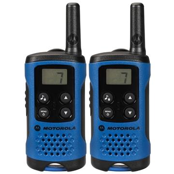 Picture of Motorola TLKR T41 PMR446 Licence Free Walkie Talkie Two Way Radio - PROMO