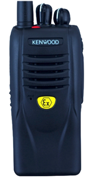 Picture of Kenwood TK3260EX UHF ATEX Walkie-Talkie Two Way Radio (New)