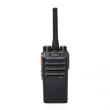 Picture of Hytera PD405 UHF DMR Digital Walkie-Talkie Two Way Radio with Charger (New)