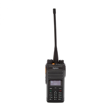 Picture of Hytera PD485U UHF DMR Digital Walkie-Talkie Two Way Radio With Charger + Bluetooth & GPS  (New)