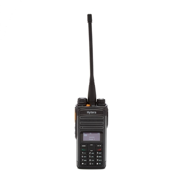 Picture of Hytera PD485U UHF DMR Digital Walkie-Talkie Two Way Radio With Bluetooth & GPS  (New)