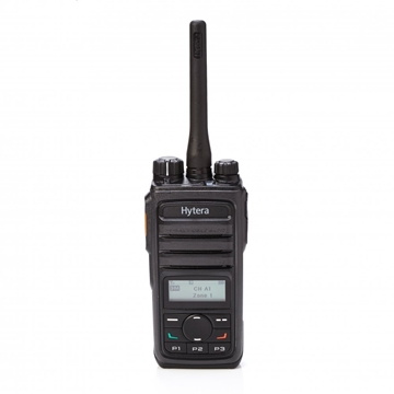 Picture of Hytera PD565 VHF DMR Digital Walkie-Talkie Two Way Radio With Charger (New)