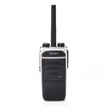 Picture of Hytera PD605 UHF DMR Digital Walkie-Talkie Two Way Radio With Bluetooth and Man Down (New)