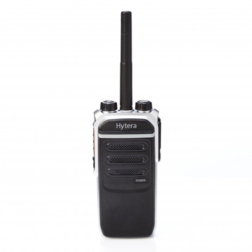Picture of Hytera PD605 VHF DMR Digital Walkie-Talkie Two Way Radio With Charger + Bluetooth and Man Down (New)