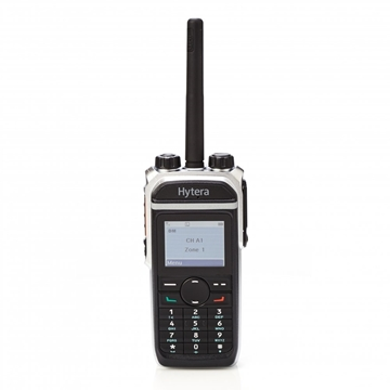 Picture of Hytera PD685 UHF DMR Digital Walkie-Talkie Two Way Radio With Charger (New)