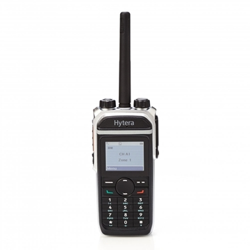 Picture of Hytera PD685 VHF DMR Digital Walkie-Talkie Two Way Radio With Charger (New)