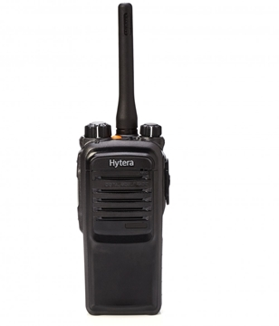 Picture of Hytera PD705LT VHF DMR Digital Walkie-Talkie Two Way Radio With Charger (New)