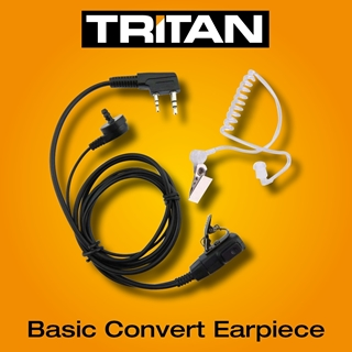 Picture of Tritan DMR Covert Earpiece with Mic & PTT