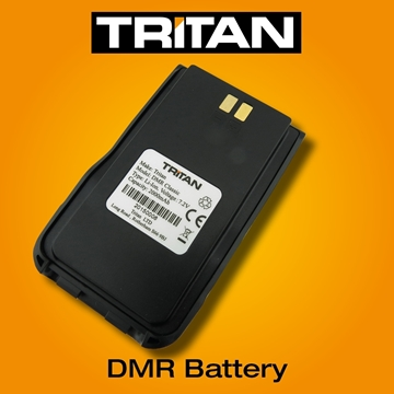 Picture of Tritan DMR Lithium-Ion 1200MAH Battery Pack (AKKU)