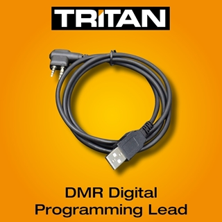 Picture of Tritan DMR Programming Lead And Free Software Download