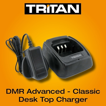 Picture of Tritan DMR Single Charger For Classic And Advanced Models