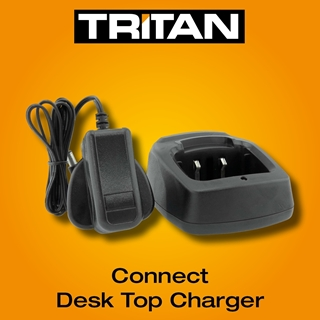 Picture of Tritan Single Charger For Tritan Business Professional And PMR446 Models