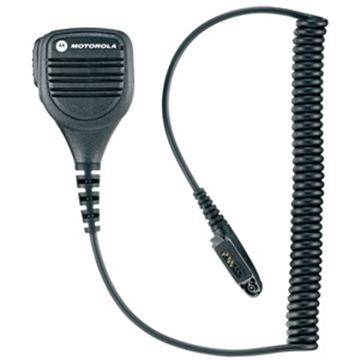Picture of Motorola MDPMMN4023 Submersible Waterproof Compact Remote Speaker Mic