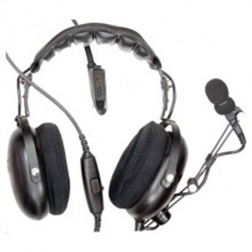 Picture of Motorola MDRMN4019 Medium Weight Over the Head Style Boom Headset