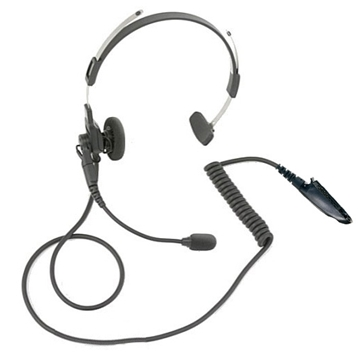 Picture of Motorola MDRMN4031 Light Weight Headset with Boom Microphone & VOX