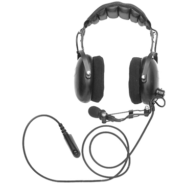 Picture of Motorola MDRMN4032 Medium Weight Over the Head Style Boom Headset
