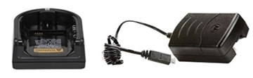 Picture of Motorola NNTN7880B CLP446 Charger & PMPN4006AB Micro USB Adapter