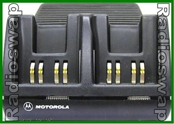 Picture of Motorola NTN7510 Twin Desktop Charger - Used