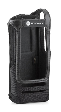 Picture of Motorola PMLN5015B Black Nylon Radio Case & Protector
