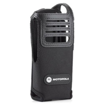 Picture of Motorola PMLN5024B Black Nylon Radio Case & Protector