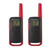 Picture of Motorola T62 Twin Pack Red Licence Free Walkie Talkie Two Way Radio