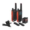 Picture of Motorola T82 Twin Pack Licence Free Two Way Radio Walkie Talkie