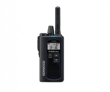 Picture of Kenwood TK3601D Licence Free Two Way Radio Walkie Talkie