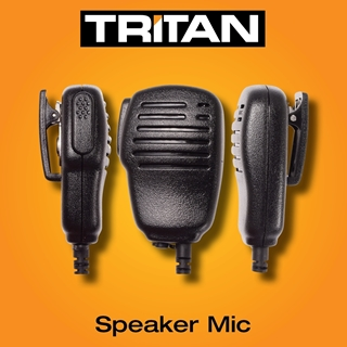 Picture of Tritan Speaker Mic With Earpiece Socket For Tritan Models (K1)