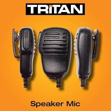 Picture of Tritan Speaker Mic With Earpiece Socket For Tritan Models (K1)