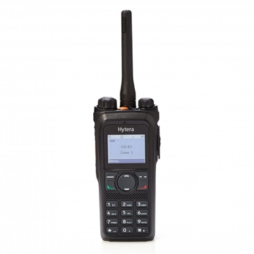 Picture of Hytera PD985V VHF DMR Digital Walkie-Talkie Two Way Radio With Charger & GPS (New)