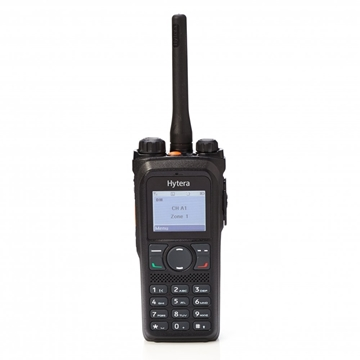Picture of Hytera PD985U UHF DMR Digital Walkie-Talkie Two Way Radio With Charger (New)