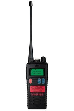 Picture of Entel HT883 2W ATEX Marine UHF Waterproof Walkie-Talkie Two Way Radio (New)