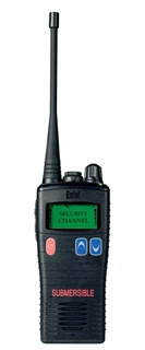 Picture of Entel HT783 2W UHF Waterproof Walkie-Talkie Two Way Radio (New)
