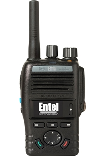 Picture of Entel DN495 POC 4G Network Two Way Radio Walkie Talkie